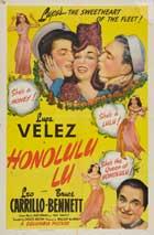 Honolulu Lu - 27 x 40 Movie Poster - Style A