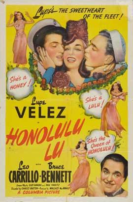 Honolulu Lu - 11 x 17 Movie Poster - Style A