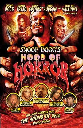 Hood of Horror - 11 x 17 Movie Poster - UK Style A