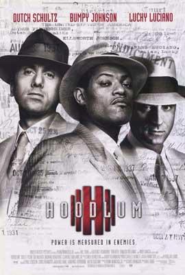 Hoodlum - 11 x 17 Movie Poster - Style B
