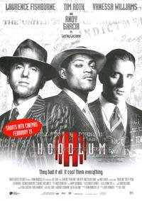 Hoodlum - 11 x 17 Movie Poster - Style D