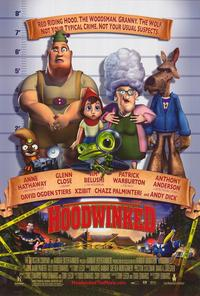 Hoodwinked - 43 x 62 Movie Poster - Bus Shelter Style A