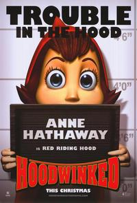 Hoodwinked - 43 x 62 Movie Poster - Bus Shelter Style C