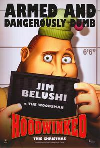 Hoodwinked - 43 x 62 Movie Poster - Bus Shelter Style D