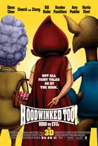 Hoodwinked Too! Hood VS. Evil - 11 x 17 Movie Poster - Style C