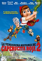Hoodwinked Too! Hood VS. Evil - 11 x 17 Movie Poster - Chilean Style A