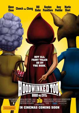 Hoodwinked Too! Hood VS. Evil - 11 x 17 Movie Poster - Australian Style A