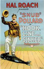 Hook Line and Sinker - 11 x 17 Movie Poster - Style A