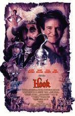 Hook - DS 1 Sheet Movie Poster - Style A