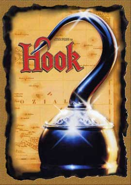 Hook - 11 x 17 Movie Poster - Style E