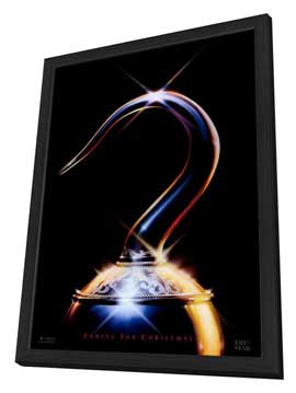 Hook - 27 x 40 Movie Poster - Style B - in Deluxe Wood Frame