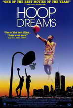 Hoop Dreams - 27 x 40 Movie Poster - Style B