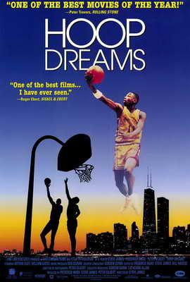 Hoop Dreams - 27 x 40 Movie Poster - Style B