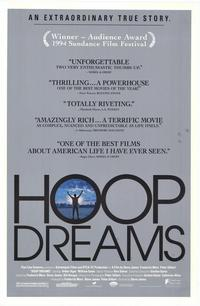 Hoop Dreams - 43 x 62 Movie Poster - Bus Shelter Style A