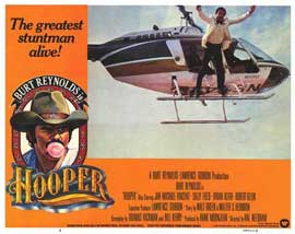Hooper - 11 x 14 Movie Poster - Style F