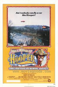 Hooper - 43 x 62 Movie Poster - Bus Shelter Style A