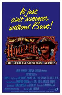 Hooper - 43 x 62 Movie Poster - Bus Shelter Style B
