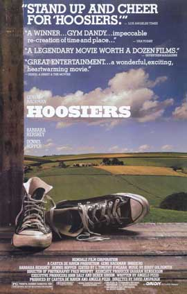 Hoosiers - 11 x 17 Movie Poster - Style A