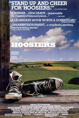 Hoosiers - 27 x 40 Movie Poster - Style A