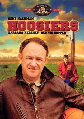 Hoosiers - 27 x 40 Movie Poster - Style B