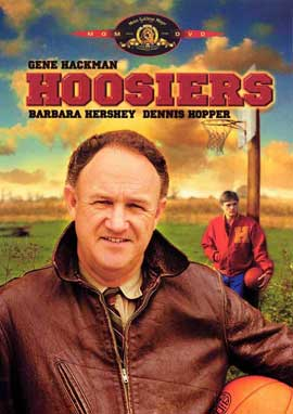 Hoosiers - 11 x 17 Movie Poster - Style B