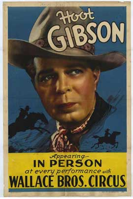 Hoot Gibson - 11 x 17 Movie Poster - Style A