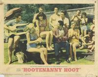 Hootenanny Hoot - 11 x 14 Movie Poster - Style D