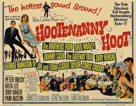 Hootenanny Hoot - 11 x 14 Movie Poster - Style A