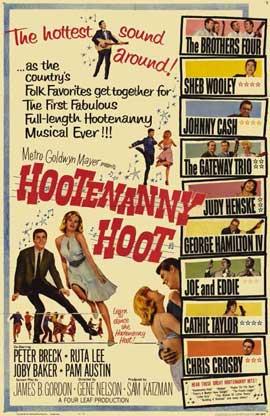 Hootenanny Hoot - 11 x 17 Movie Poster - Style A