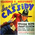 Hopalong Cassidy - 11 x 17 Movie Poster - Style C