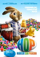 Hop - 11 x 17 Movie Poster - Spanish Style B