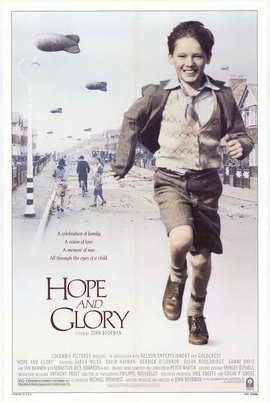 Hope and Glory - 11 x 17 Movie Poster - Style A