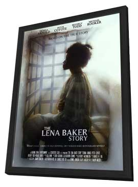 Hope & Redemption: The Lena Baker Story - 11 x 17 Movie Poster - Style A - in Deluxe Wood Frame