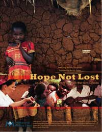 Hope Not Lost - 11 x 17 Movie Poster - Style A