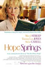 Hope Springs - 27 x 40 Movie Poster - Style B
