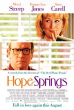 Hope Springs - DS 1 Sheet Movie Poster - Style A
