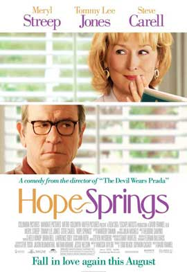 Hope Springs - 11 x 17 Movie Poster - Style A