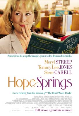 Hope Springs - 11 x 17 Movie Poster - Style B