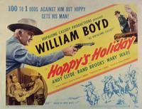 Hoppy's Holiday - 11 x 14 Movie Poster - Style A