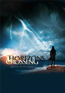 Horizons Crossing - 11 x 17 Movie Poster - Australian Style A