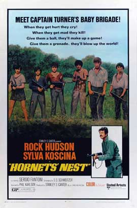 Hornet's Nest - 11 x 17 Movie Poster - Style A