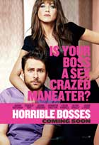 Horrible Bosses - 11 x 17 Movie Poster - UK Style C