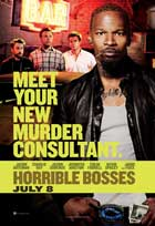 Horrible Bosses - 11 x 17 Movie Poster - Style D