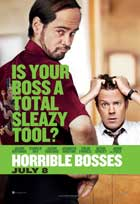 Horrible Bosses - 11 x 17 Movie Poster - Style F