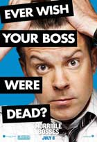 Horrible Bosses - 11 x 17 Movie Poster - Style H