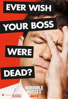 Horrible Bosses - 11 x 17 Movie Poster - Style I