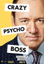 Horrible Bosses - 11 x 17 Movie Poster - Style J