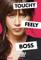 Horrible Bosses - 11 x 17 Movie Poster - Style K