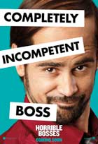 Horrible Bosses - 11 x 17 Movie Poster - UK Style E