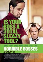 Horrible Bosses - 43 x 62 Movie Poster - Bus Shelter Style D